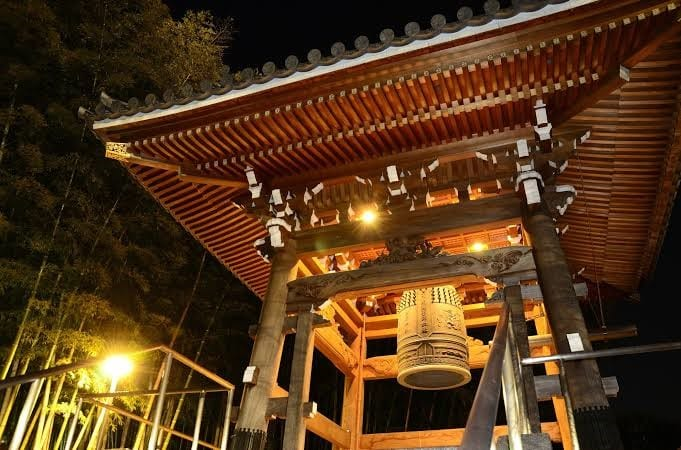 japanese new years eve bell tradition